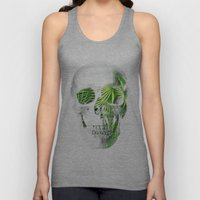 ANTHROPOLOGY Unisex Tank Top