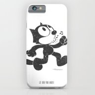 Felix The Cat iPhone 6 Slim Case