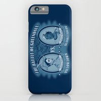 iPhone & iPod Case featuring Pillows Vs. Blankets by Grady