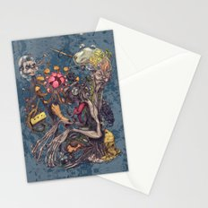 Transmigration color Stationery Cards