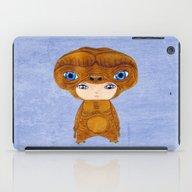 A Boy - E.T. The Extra-t… iPad Case
