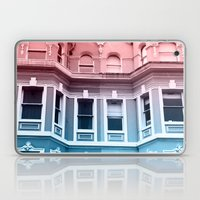 Houses in Portobello Laptop & iPad Skin