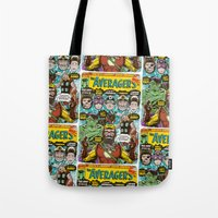 the Averagers Tote Bag