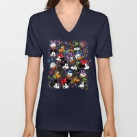 Emotion Explosion Unisex V-Neck