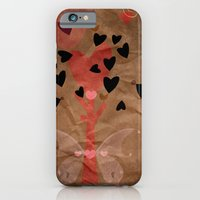 Little tree of love iPhone 6 Slim Case