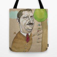 Mr Beever Tote Bag