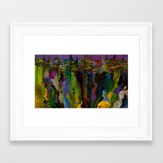 Chicot    Framed Art Print