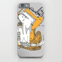 iPhone & iPod Case featuring Square love by Zina Kazantseva