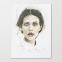 Aymeline Canvas Print