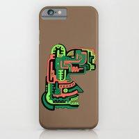 Dimensional Being iPhone 6 Slim Case
