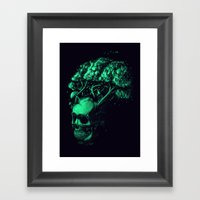 The End Is The Beginning Framed Art Print