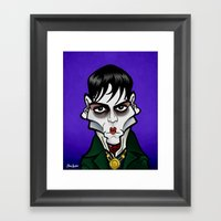 Barnabas Framed Art Print