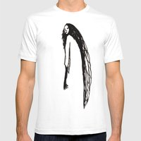 Silhouette Mens Fitted Tee White SMALL