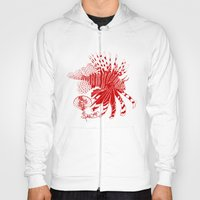 Chinese Cut Out Lion Fis… Hoody
