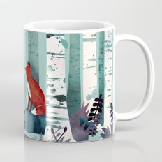 The Birches Mug