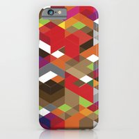 iPhone & iPod Case featuring Life like a Geometry by Sitchko Igor