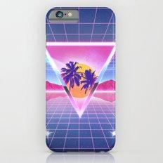 Electric dreams iPhone 6 Slim Case