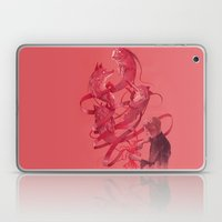 Cutting To The Chase Laptop & iPad Skin