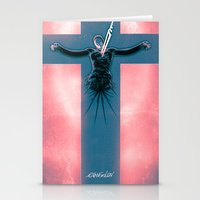 Lilth from Evangelion Stationery Cards