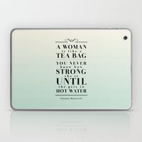 Strong Tea Laptop & iPad Skin