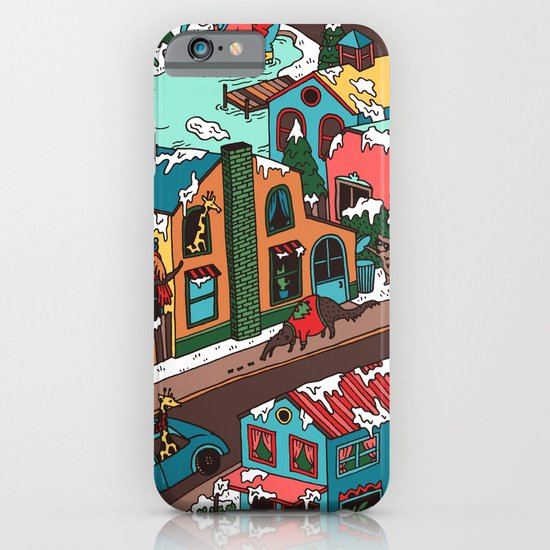 This Place is a Zoo! iPhone & iPod Case