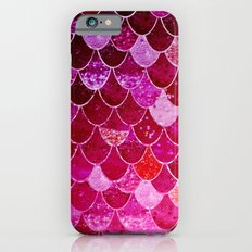 PINK  MERMAID iPhone 6 Slim Case