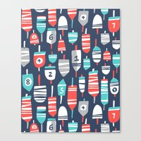 Oh Buoy! Canvas Print