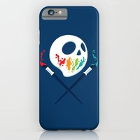 iPhone Cases featuring Art Pirates by Steven Toang