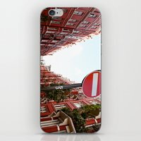 london calls iPhone & iPod Skin