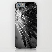 black wing iPhone 6 Slim Case