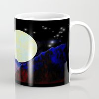 Valley Of The Moon Mug