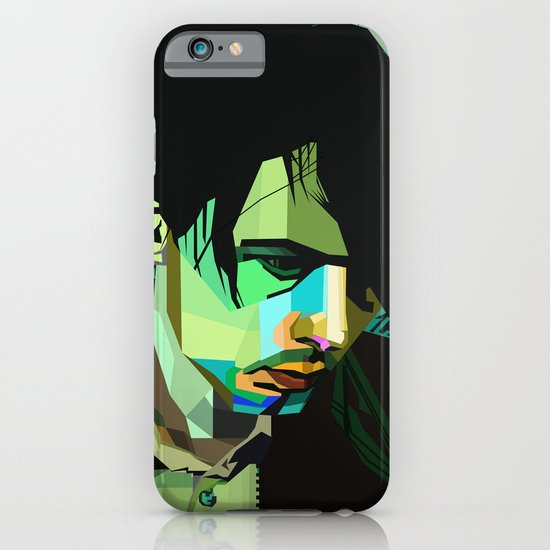 Brett Anderson iPhone & iPod Case