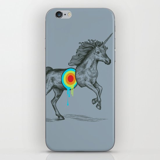 Unicore II iPhone & iPod Skin