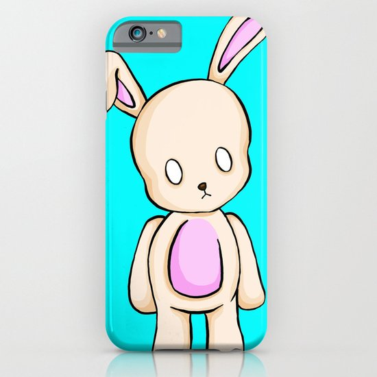 A Tiny Bunny iPhone & iPod Case