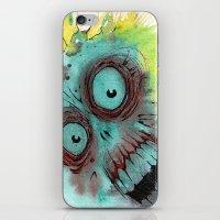 Frenzied Zombie iPhone & iPod Skin