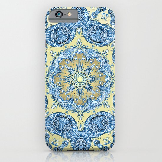 Turkish Mandala iPhone & iPod Case