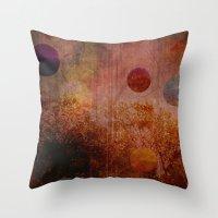 Bouncin' Throw Pillow