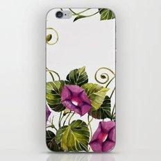 Morning Glory 2 iPhone & iPod Skin