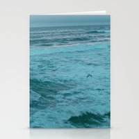 Pelican Coast Stationery Cards