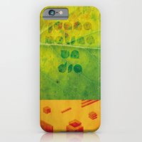 iPhone & iPod Case featuring Un Dia by Ernesto Lago