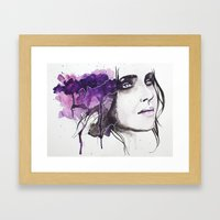 Chiara Framed Art Print