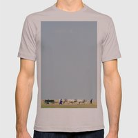 Shepherds Mens Fitted Tee Cinder SMALL