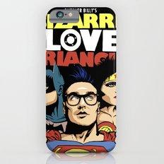 Bizarre Love Triangle: The Post-Punk Edition iPhone 6 Slim Case