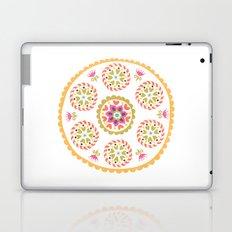 Suzani inspired floral 4 Laptop & iPad Skin