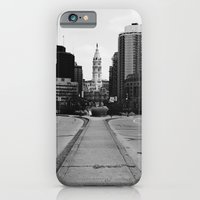 iPhone & iPod Case featuring City Hall by PDXLinds