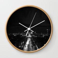 Esperantos   Paris, France   StoryScape #2 Wall Clock