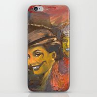 Subdural iPhone & iPod Skin