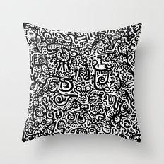 Gooseygander Throw Pillow