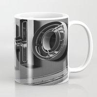 SoHo B&W Mug