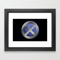 X-Men: First Class: Xavi… Framed Art Print